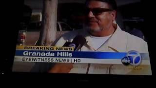 July 7th 2010 Borrego Springs California earthquake