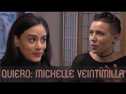 Quiero with Michelle Veintimilla: How She Embraced Discomfort, Her Body, and Propelled Her Career
