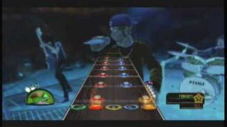 Beautiful Mourning 100% FC Expert Guitar Hero Metallica XBOX 360