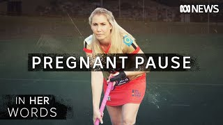 Former Hockeyroo Casey Sablowski on the struggles of returning to sport after pregnancy | ABC News
