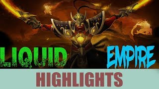 Liquid vs Empire [DAY 3] The international 2017 - Ti7 Highlights Game 1