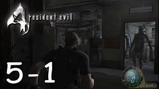 RESIDENT EVIL 4 NEW GAME PROFESIONAL SPEEDRUN 02:18:21 / NO GLITCHES / CAP 5-1