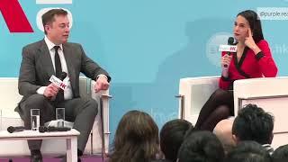 Elon Musk on Millennials and How To Start A Business   Entrepreneurship   SpaceX   Tesla   Hyperloop