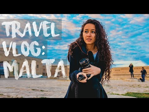 TRAVEL VLOG | We Made LOVE in MALTA [AMWF]