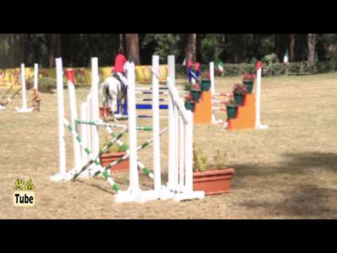 MUST WATCH! Horse Sport at the Embassy of Italy, Addis Ababa