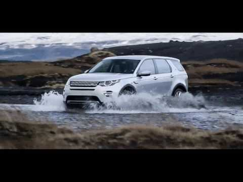 Discovery Sport Main Film 2