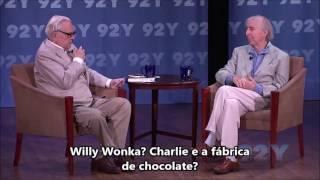 Gen Wilder talks about remake of Wonka (LEGENDADO)