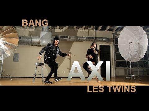 AXISTUDIO / LES TWINS / BANG / 4k / Director: ShawnWellingAXI