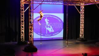 Sage Survivor Amateur Pole Competition