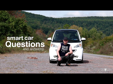 Smart Car Top 10 Questions And Answers