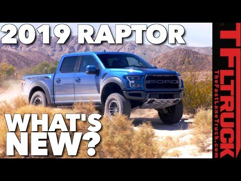 Breaking News  Ford Raptor Breaks Cover! What&#;s New and What&#;s Not!