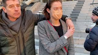 Milena Radulović napustila Više javno tužilaštvo posle 5 sati davanja iskaza o Miki Aleksiću