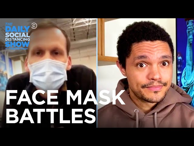 Why Are We Still Having the Mask Debate? | The Daily Social Distancing Show
