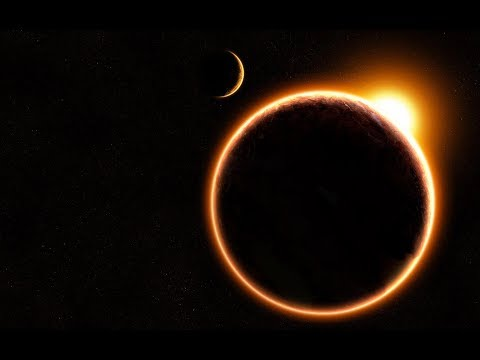 Planet X to Eclipse the Sun in 2017-Come into View When the Great Sign Appears