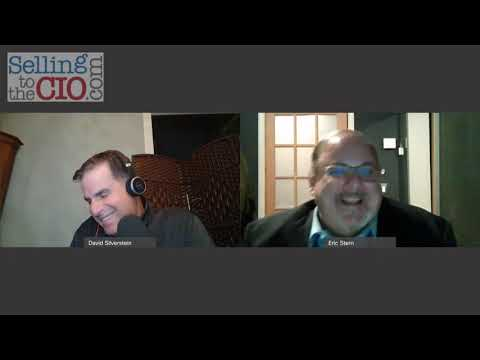 Selling to the CIO Podcast #10