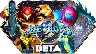 Metroid Fusion BETA [GAME SPECULATION]