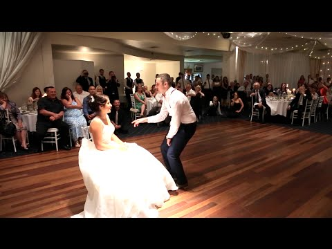 Groom's Surprise Wedding Dance thumbnail