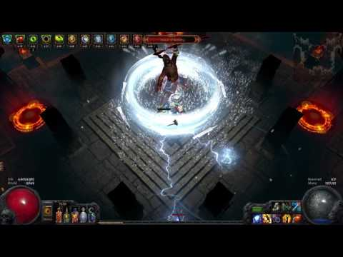 Path of Exile Frost Blades 79 Death and Taxes