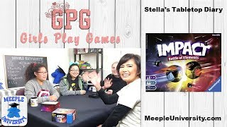 Impact Battle of Elements Board Game – Girls Play Games Playthrough