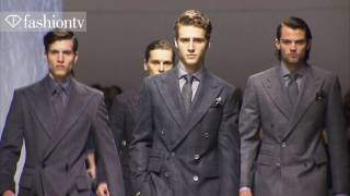 The Great Gatsby: Corneliani Men Fall/Winter 2012/13 at Milan Men