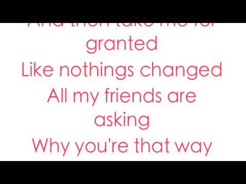 Gossip - Love Long Distance Lyrics