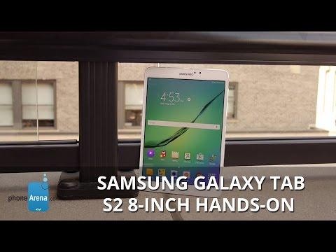 Samsung Galaxy Tab S2 8-inch hands-on