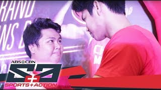 Ricci Rivero Grand Fans Day | Sports and Action Exclusives