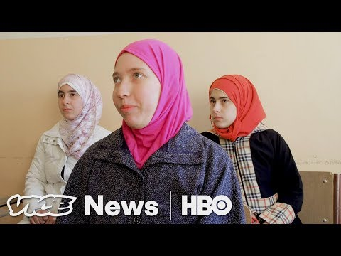 Back To School In Mosul: VICE News Tonight on HBO