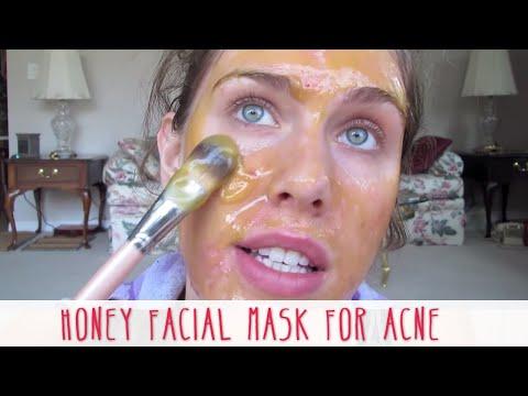 hqdefault - Acne Treatment Honey Mask