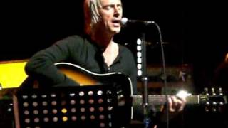 PAUL WELLER - English Rose - London 29/05/2009