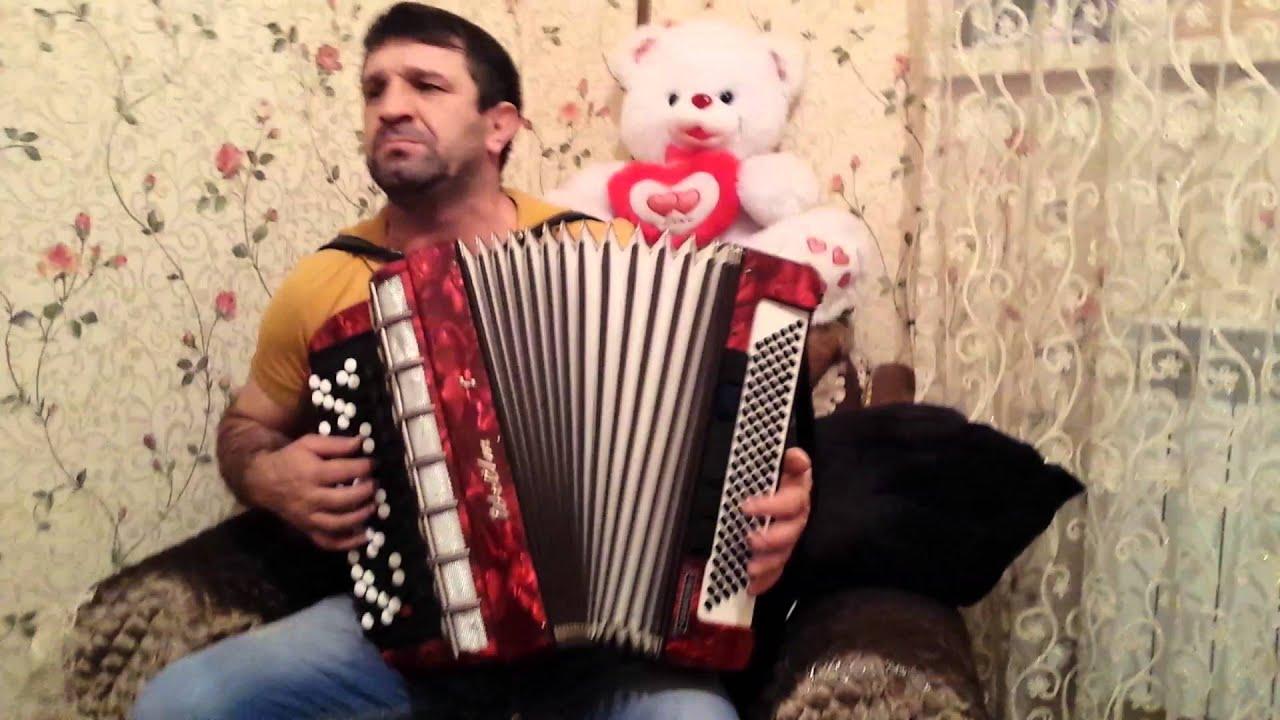 Аварские песни на гармошке