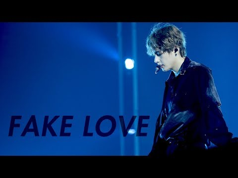 181016 방탄소년단 뷔 태형 BTS V FAKE LOVE BTS V focus