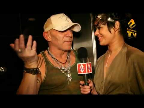Mimi LuvsMusic Interviews Legendary Junior Vasquez at the 2010 Pill Awards