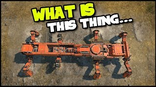 Crossout - The Most Ridiculous Build I Have Ever Seen! - Crossout Gameplay