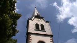 """""""Hochzeitsglocken"""" - Glocken der Ev. Kirche in Hausach (D)"""