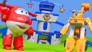 SUPER WINGS Unboxing: Transform Donnie, Feuerwehrmann Jett & mehr neue Spielzeuge für Kinder deutsch