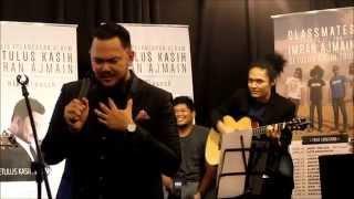 Imran Ajmain : Dikalung Kasihan ft. Taufiq Bani Live at Talent Lounge #SetulusKasihTour 1080pᴴᴰ