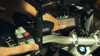 BMW R1200GS-LC 2014 Review (Singapore)