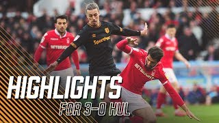 Nottingham Forest 3-0 Hull City | Highlights | Sky Bet Championship