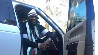 Rick Ross Finally Spotted In Public Since Being On Life Support!| Hip Hop News