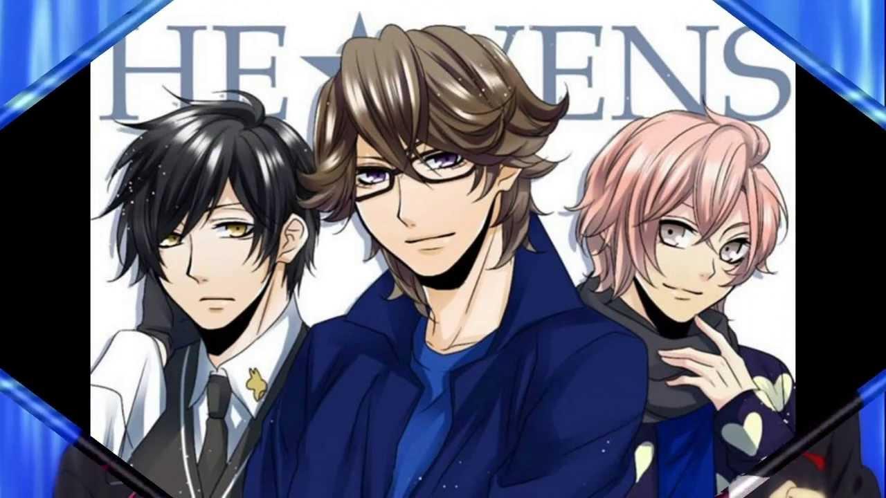 Best Harem English Dubbed Anime Part 1: Reverse Harem Anime Part 1