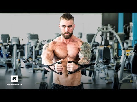 4 Moves To A Bigger Chest | Tyler Holt