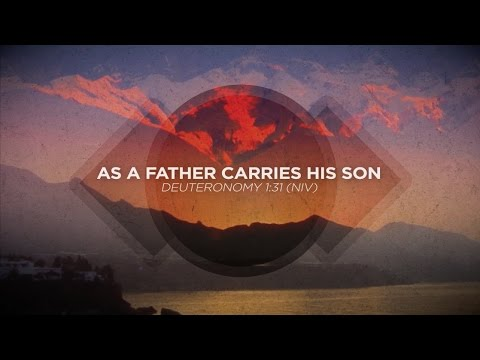 As A Father Carries His Son (Deut 1:31 NIV) - from Labyrinth by David Baloche