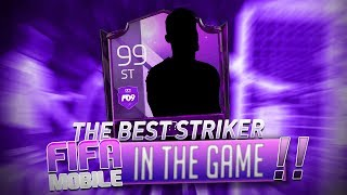 FIFA 18 Mobile S2:  BEST STRIKER IN THE GAME!!!!!