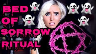 "Video WHAT IS THE ""BED OF SORROW"" RITUAL?! download MP3, 3GP, MP4, WEBM, AVI, FLV Juni 2017"