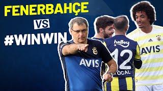 Futbolcularımız vs WinWin Talihlilerimiz 💪 (Luiz Gustavo, Jailson, Mevlüt Erdinç, Sadık Çiftpınar)