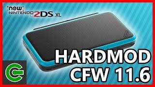 New Nintendo 2DS XL Hardmod Guide (updated)