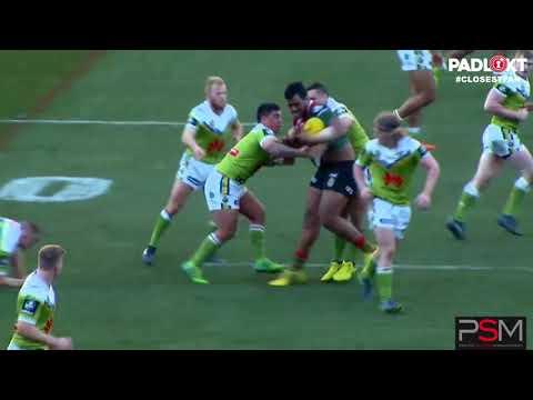 Jordan Mailata Rugby League Highlights 2017