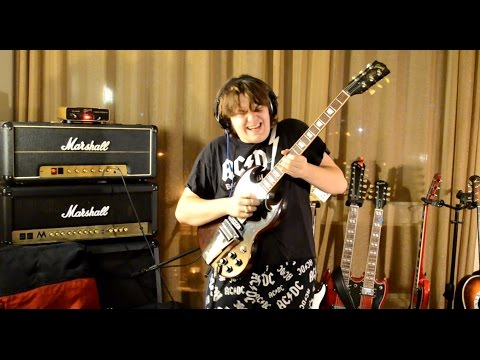 Rock Or Bust- AC/DC- World's first cover! (after official song release)