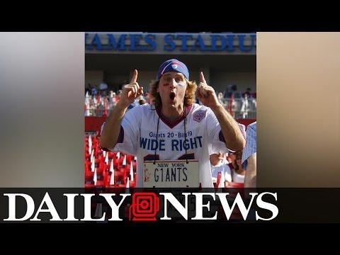 License Plate Guy, Giants Superfan Joe Ruback, Accused of Loan Sharking